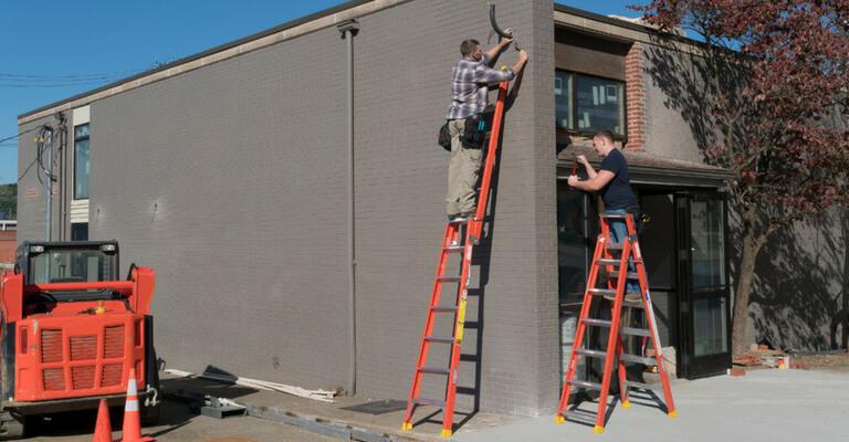 Werner Innovation - Dual Purpose Ladder