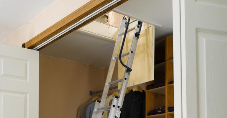 Attic Ladder Installation Support Werner Us