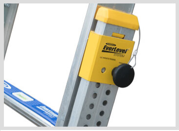 Werner Equalizer extension ladder EverLevel system