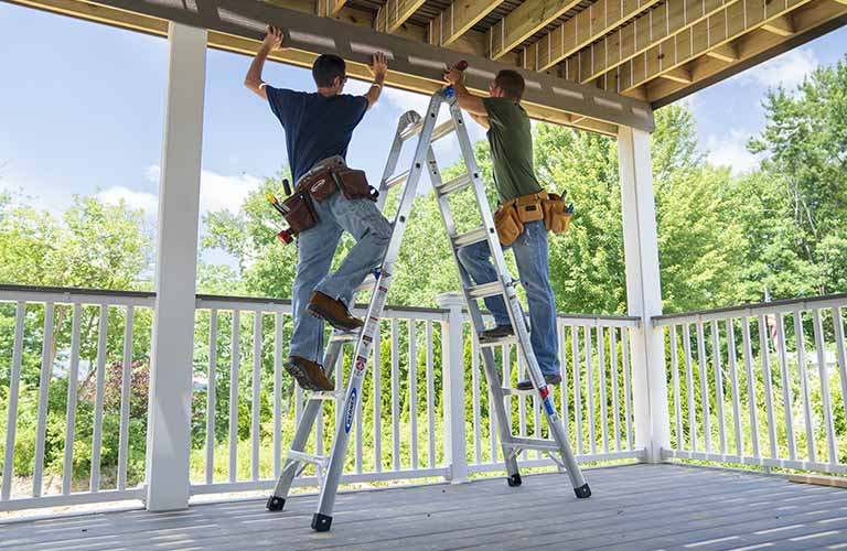 Multi-Position PRO - Twin Step Ladder