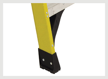 Werner Podium Ladder EDGE360 Bracing
