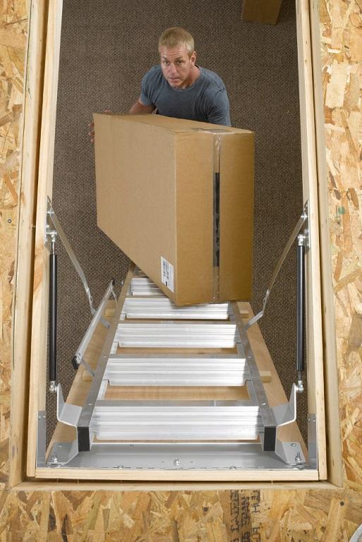 Werner Attic Ladders