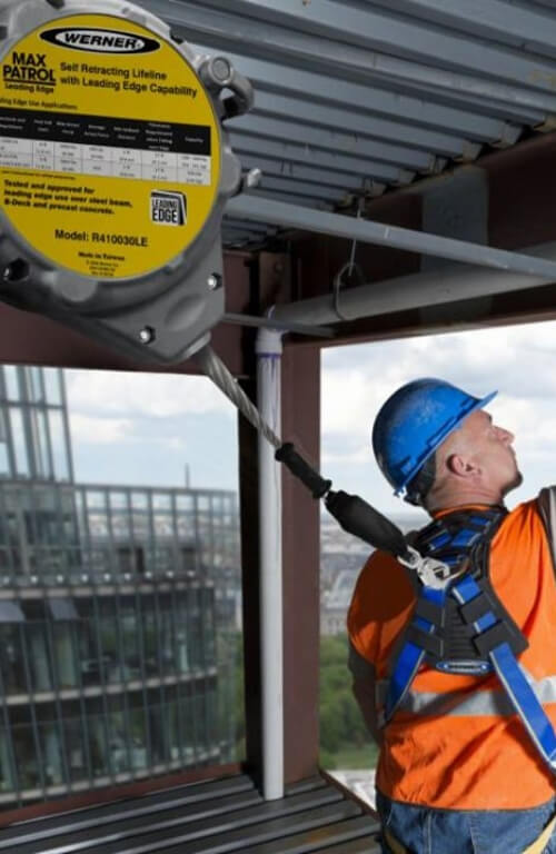 Werner Leading Edge SRL Fall Protection
