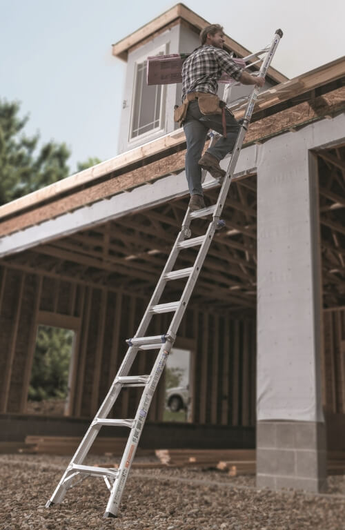 Werner MT Multi Position Ladder