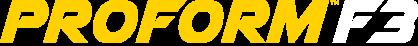 Werner ProForm F3 Logo