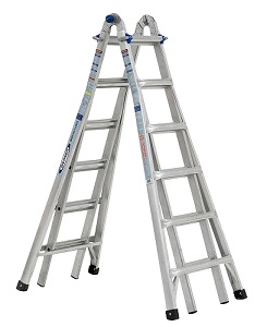 Werner MT-IAA-26 Multi-Purpose Telescoping Aluminum Ladder