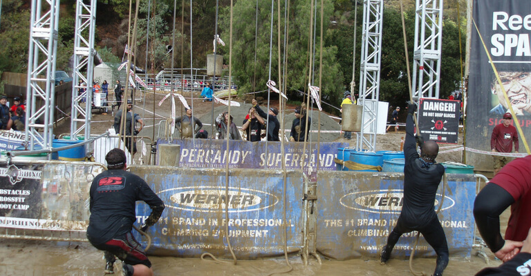 Werner Sponsorships: Spartan Race