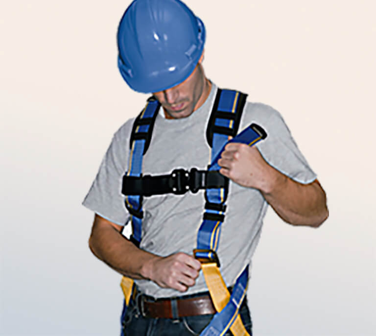 Werner Fall Protection Adjustability