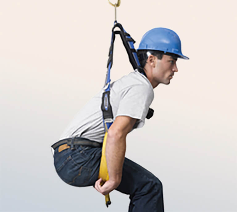 Werner Fall Protection Manipulation