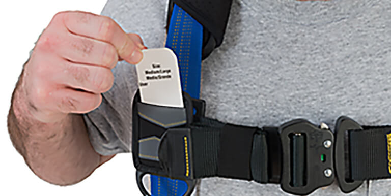 Werner Fall Protection Selection Guide