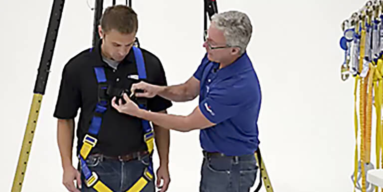 Werner Fall Protection Training