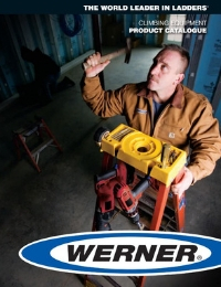 Werner Climbing Equipment Product Catalogue