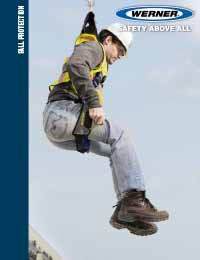 Werner Fall Protection Catalog
