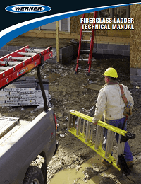 Werner Fiberglass Ladder Technical Manual
