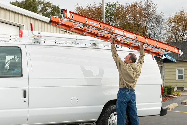 Werner Materials Matter: Fiberglass and Aluminum Ladders
