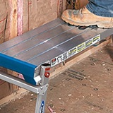 Werner Professional Work Platform Dual Locking Legs
