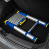 Werner 850 Telescopic Soft Close Ladders - Fits easily into car boot