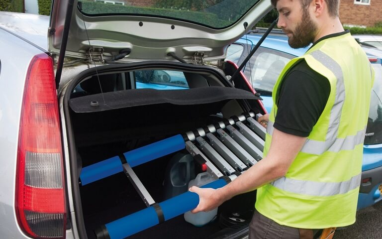 Werner UK Compact Ladders