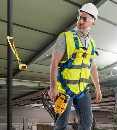 Werner EU Fall Protection Professional Construction Workers Kit