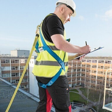 Werner EU Fall Protection Work Restraint Kit
