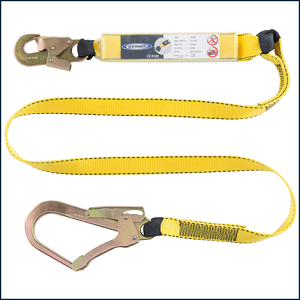 Werner Fall Protection Fall Arrest Lanyard