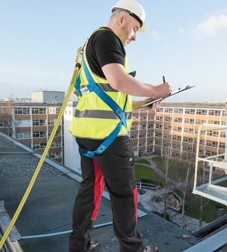 Werner Fall Protection Work Restraint Kit