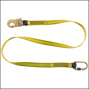 Werner Fall Protection Work Restraint Lanyard