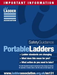 ladder association changes in ladder standards