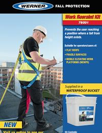 Werner SellSheet Work Restraint Kit 79201