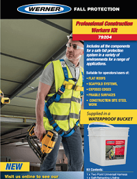 Werner SellSheet Professional Construction Workers Kit 79204