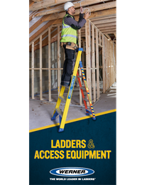 Werner Ladder, Fall Protection and Access Equipment Catalogue