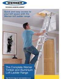 Werner Loft Ladders Brochure