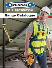 Werner UK Fall Protection Range Catalogue